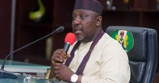 Mark it, I will be president of Nigeria – Rochas Okorocha Proclaims On Church Alter