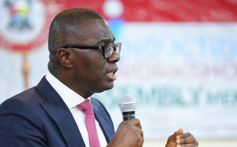 Stop making 'Empty' Promises Out Of Excitement – Dr. Reuben Abati Advises Lagos State Gov. Elect, Mr. Babajide Sanwo-Olu