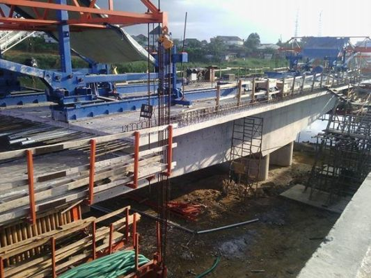 Julius Berger mounts live cameras on 2nd Niger Bridge