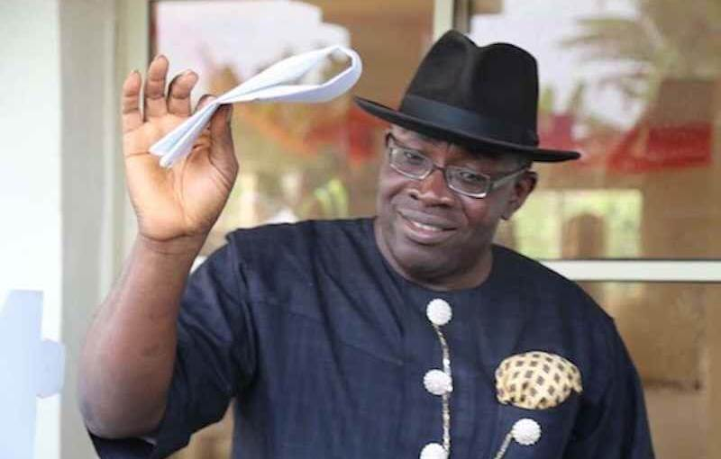 Governor Seriake Dickson emerges as Chairman of the Peoples Democratic Party (PDP) GovernorsForum