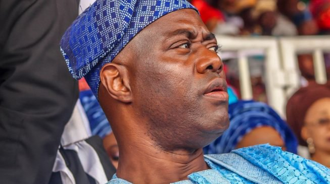 Gov. Seyi Makinde is operating a dictatorship govt – Oyo APC chairman, Akin Oke
