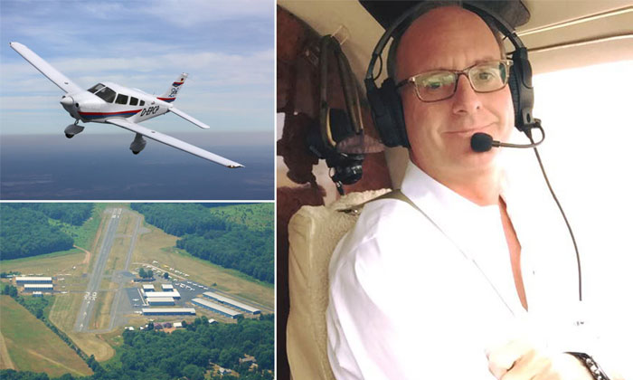 American millionaire Stephen Bradley Mell bags five years in prison for putting his plane On Autopilot To Have S*x WithMinor