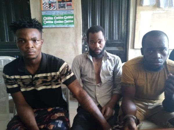 We killed two Bureau de change operators after collecting their 1.6M and threw their bodies into a septic tank – Suspects