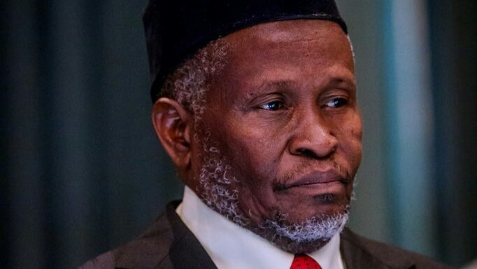 Acting CJN Tanko Muhammad, In Court Over AgeFalsification