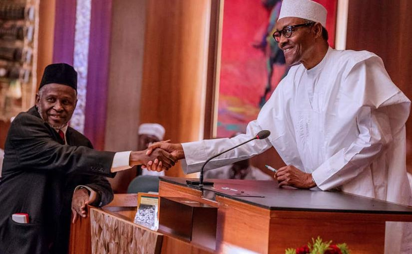 Court rejects an ex parte order To Stop Buhari From Swearing In Tanko Muhammad As SubstantiveCJN