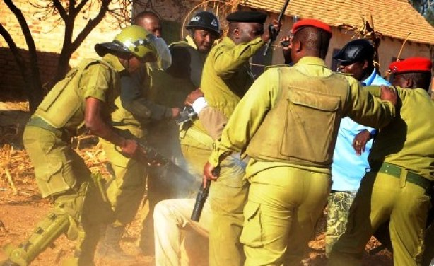 Tanzanian Policeman Sues His Friend For Not Impregnating His Wife After 77Times