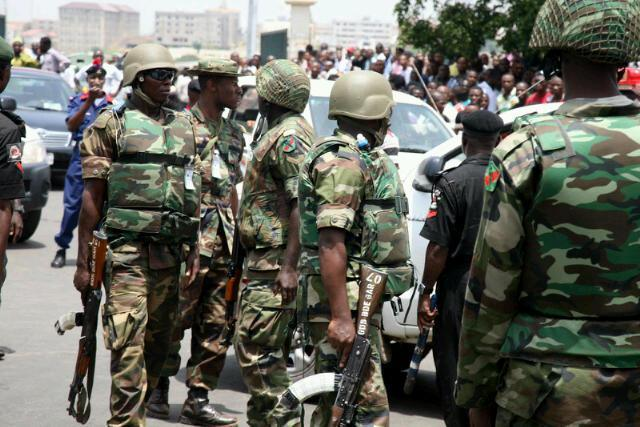 Top military officers fights over position of service chiefs in Buhari's secondterm