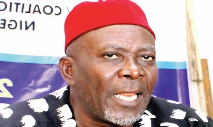 Secretary-General of Ohanaeze Ndigbo, Uche Okwukwu, Kicks Against Igbo Peoples 2023Presidency