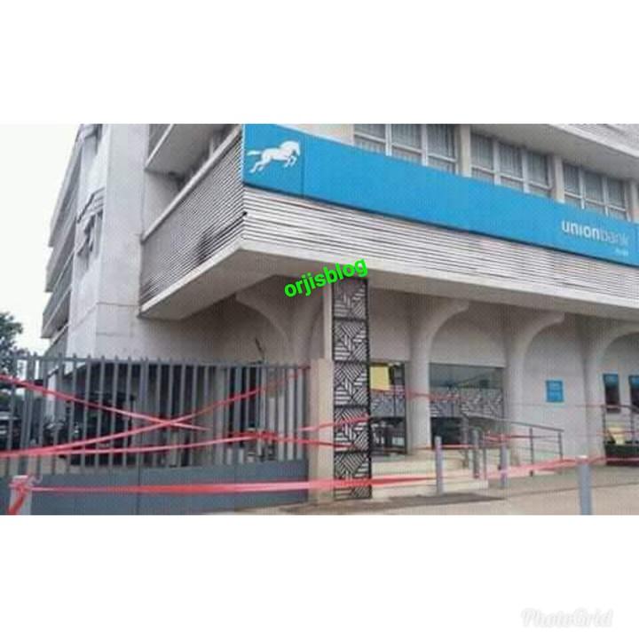 Court Seals Union BankComplex