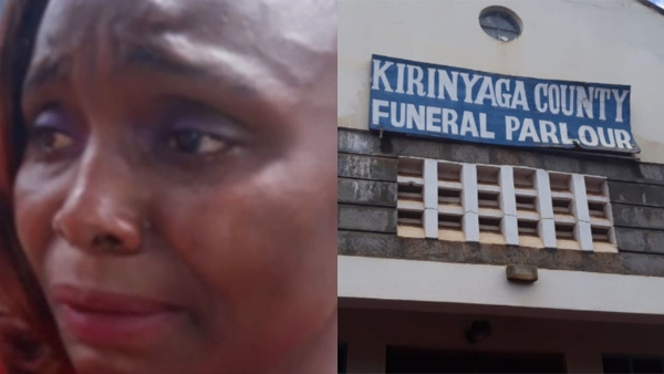 Fight inside a mortuary as 4 women claims the dead body of a man as their husband (photos)