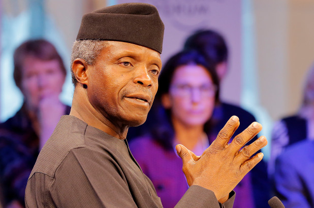 Don't Spend Your Life Sleeping for long hours, in the interest of common people –  Yemi Osinbajo Advises OutgoingGovernors