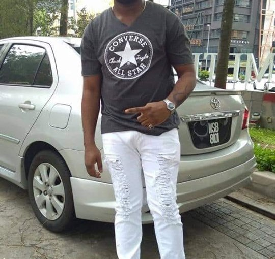 Nigerian Man Jumps From 12 Storey Building To His Death While Escaping Malaysian Immigration(photos)