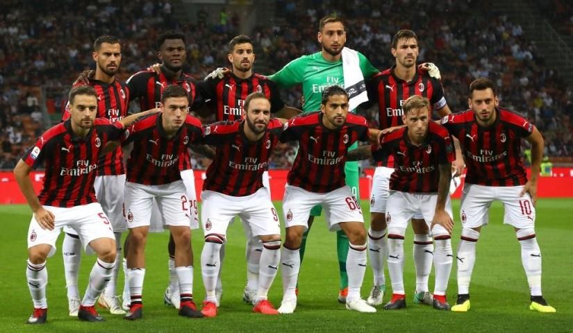 AC Milan club banned from EuropaLeague