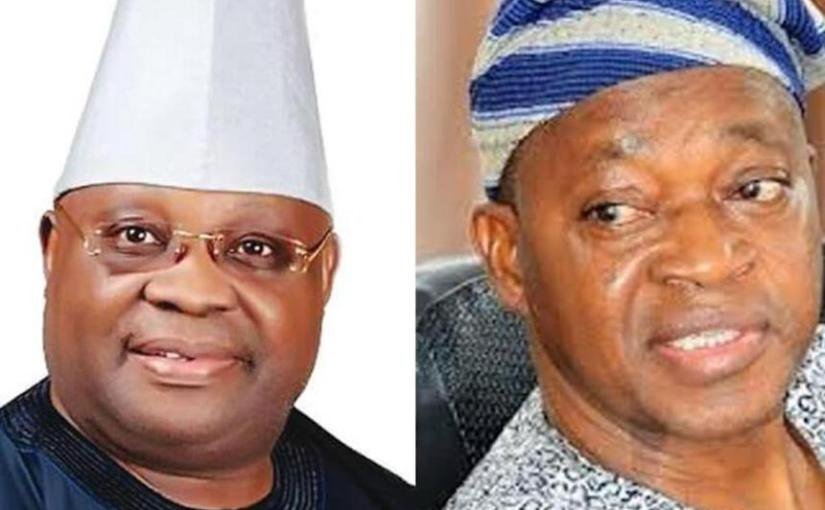 Adeleke Vs Oyetola: Group Raises Alarm Over Intimidation Of Supreme Court Judges By APC Leaders