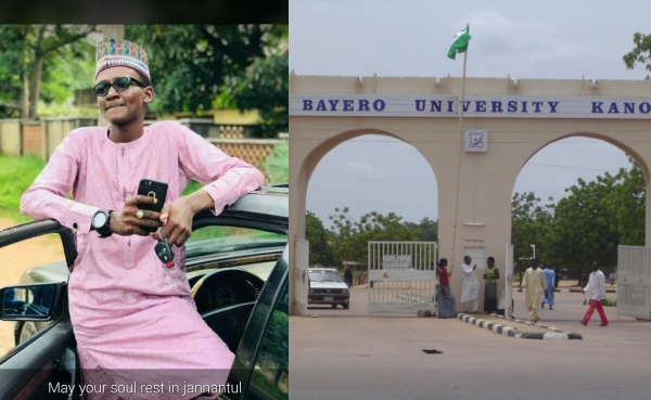 Bayero university first class graduate dies few hours after hisgraduation
