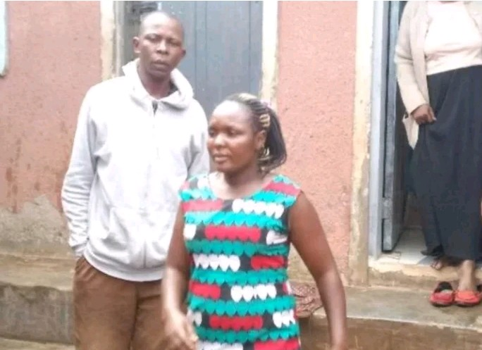 Ugandan woman who fed the step daughter with egg plant and her menstrual blood arrested
