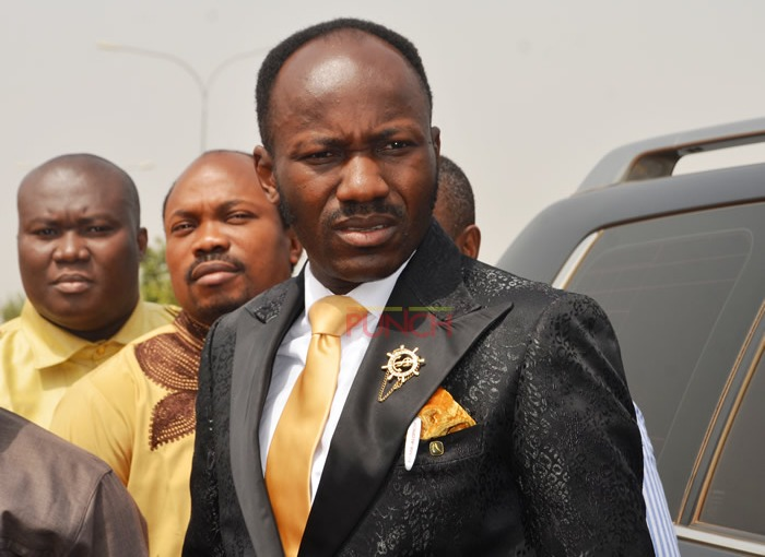 Apostle Johnson Suleman Reveals His Plans To Open His Airline, Promises To Employ 3,000Africans