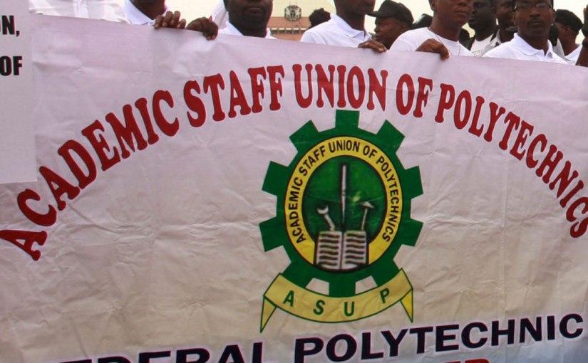 ASUP Pressures Buhari To Sign Polytechnic Act (amendment)Bill