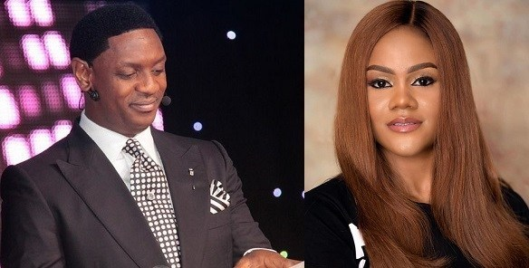"""Sue Me If You Dare""- Timi Dakolo's wife, Busola Dakolo Tells Coza Pastor After Rape Revelation"
