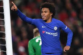 Chelsea star Willian finally repents, gets baptised in River Jordan(photos)