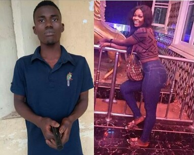 Police arrests man who murdered a UNIZIK 300L student and dumped her body in front of schoolgate