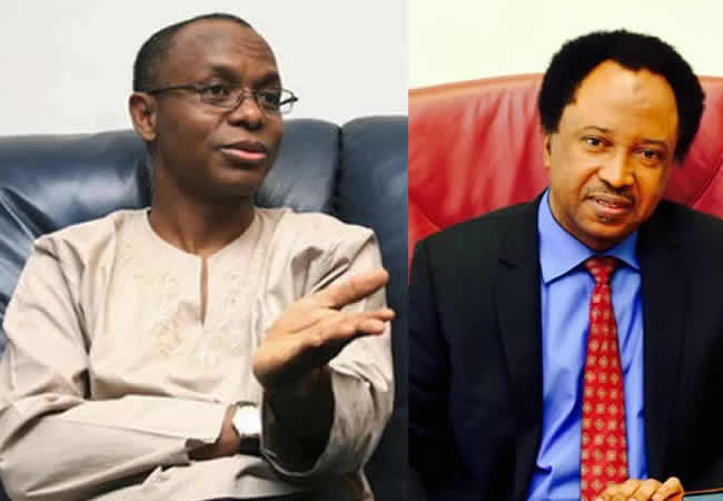 9th Senate: Unless betrayed, our loyalty and fidelity to friends are permanent and pensionable – El-rufai Mocks Senator Shehu Sani