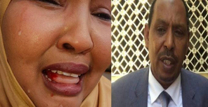 Kenyan Female Lawmaker, Beaten By Her Colleagues (photos&video)