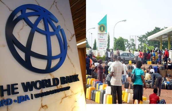 Nigeria's fuel subsidy has crippled the poor masses – WorldBank