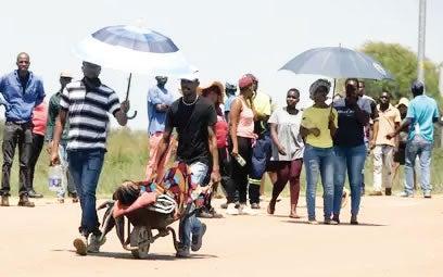 Forbidden Clan In Enugu Where Pregnant Women Are Taken To Hospital InWheelbarrows