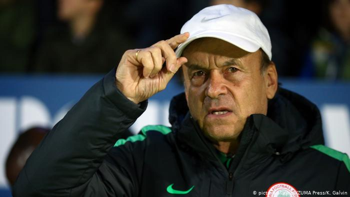 Nigeria Will Play Offensive Football In Egypt – Gernot Rohr