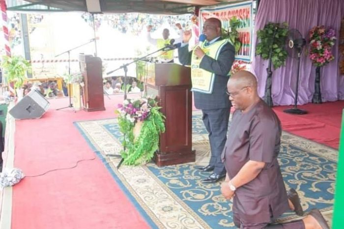 I Owe No One No apologies, Rivers State is a Christian state – Governor Wike
