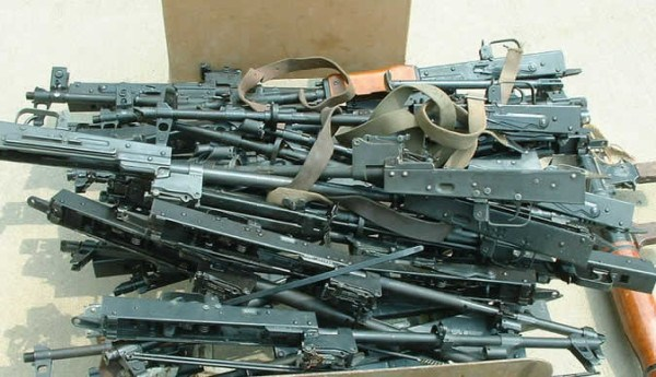 Police Uncovers Gun Manufacturing Factory InImo
