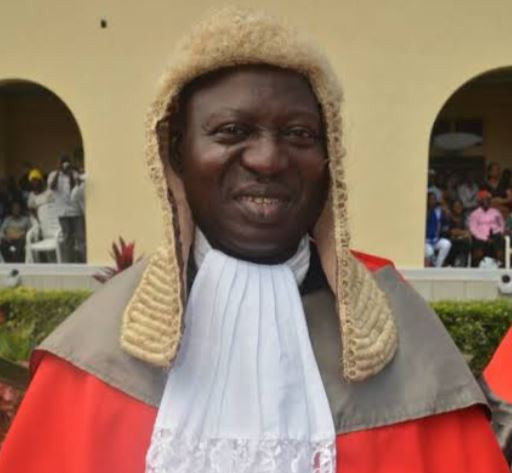 Lagos State Governor, Babajide Sanwo-Olu appoints Justice Kazeem Alogba as Lagos State Chief Judge