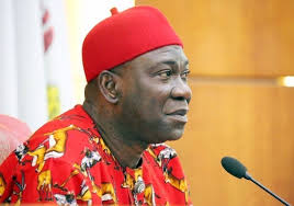 Just concluded 8th Assembly Deputy Senate President Ike Ekweremadu still in possession of official vehicles despite leaving the office