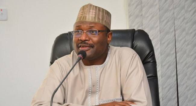INEC As A Body, Is The Most Improved Public Service In Nigeria – INEC ChairmanBrags