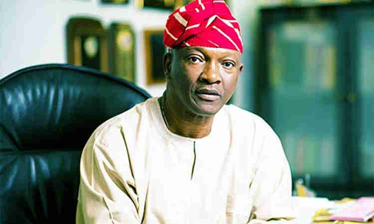Bode George Should Shut Up and Leave PDP – Jimi Agbaje