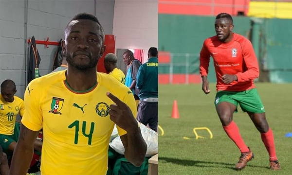 Cameroon withdraws its player, Joel Tagueu from the AFCON competition over health challenges