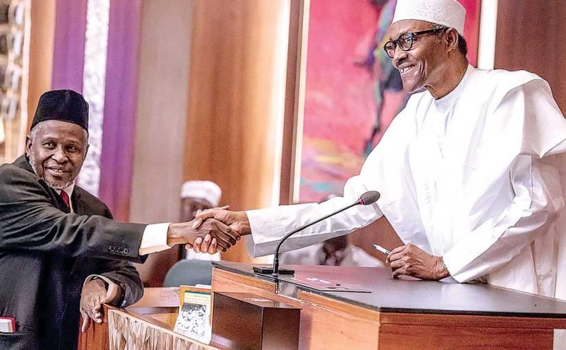 President Buhari can remove or suspend any CJN, even me – Acting CJN, TankoMuhammad