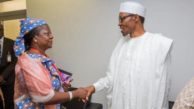 President Buhari and Osinbajo are Nigerians Worst Enemies – LaurettaOnochie