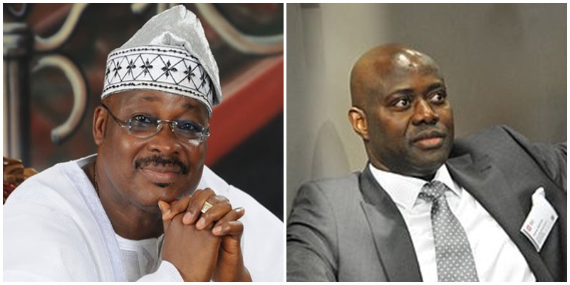 Stop looking at mundane issues – Ajimobi Warns Makinde