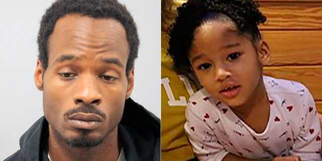 Remains of a 4-year-old girl, Maleah Davis who was killed by her stepdad found in a trash bag