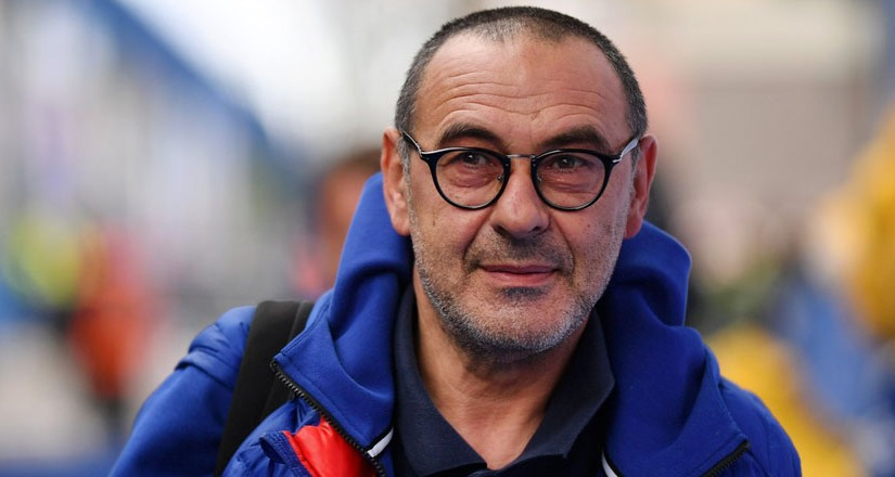 Former Chelsea coach, Maurizio Sarri becomes Juventus new coach