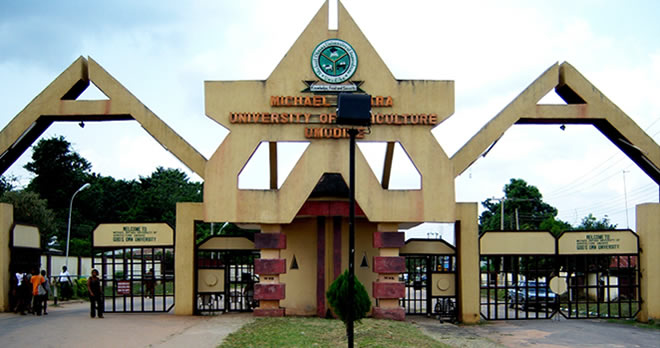 24 Professors of Michael Okpara University of Agriculture, Demoted