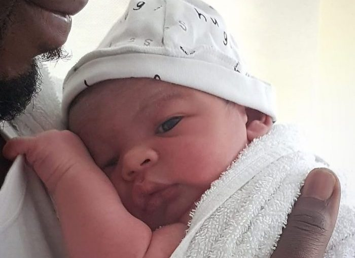 Music video director Moe Musa welcomes his first baby boy