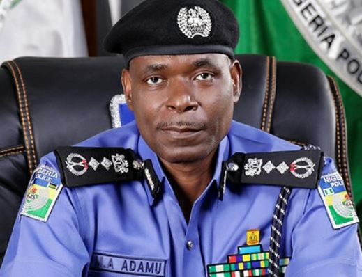The police has arrested 2,175 suspects since April 5 –IGP