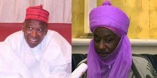 Kano State anti-corruption commission orders Governor Ganduje to suspend Emir Sanusi for misappropriating N3.4 Billion