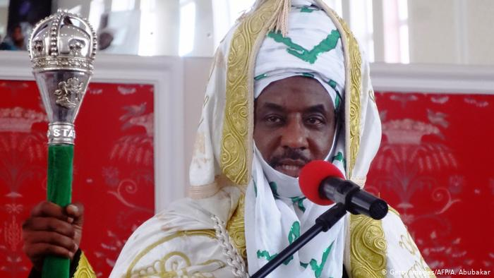 Governor Kayode Fayemi appoints Emir of Kano as Ekiti State University's Chancellor