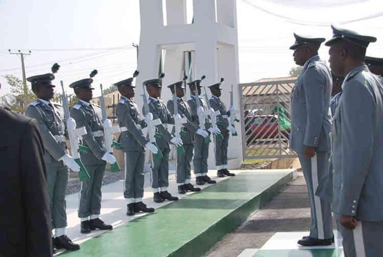 Nigerian Customs Officer and Assistant Superintendent, Yakubu Shuaibu shot dead by smugglers in OgunState