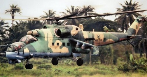 Nigerian Air Force denies dropping weapons for Fulani herdsmen in the forest
