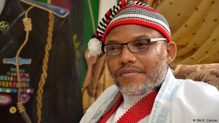 If he ever returns to the state, I will arrest him – Abia State Police Commissioner, Ene Okon vows to arrest Nnamdi Kanu